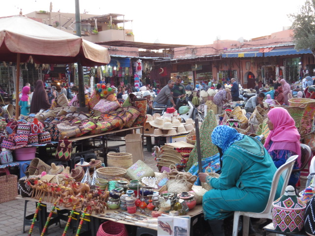 The Souk - Marrakech