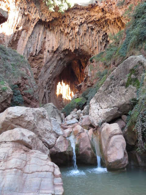 Imi-n-Ifri Natural Bridge