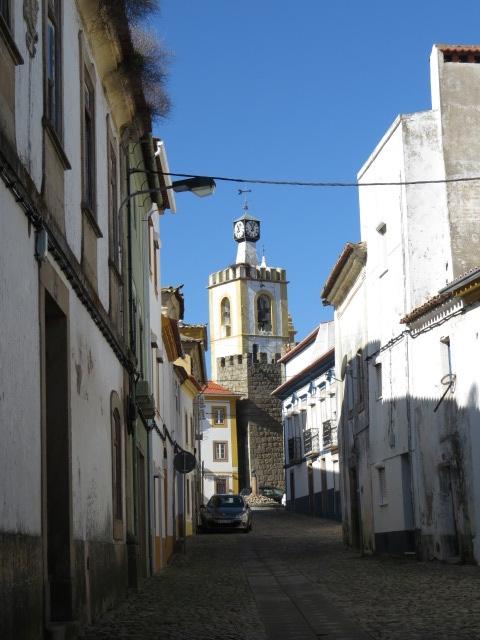 Small Portuguese villages