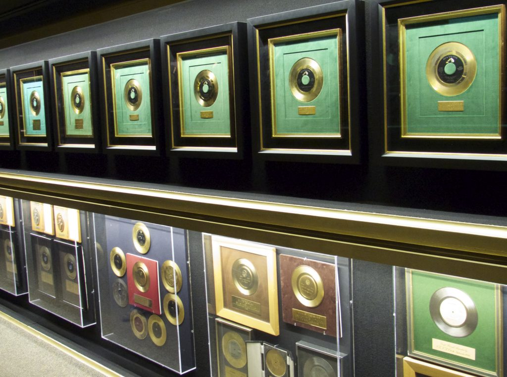 Countless Gold Records