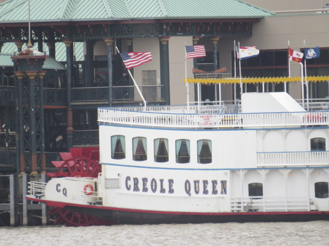 Iconic Mississippi Paddle Steamer