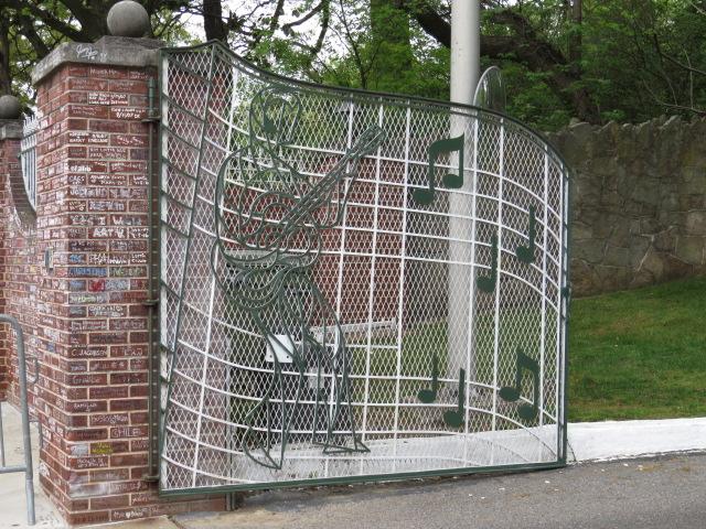 The Famous Gates