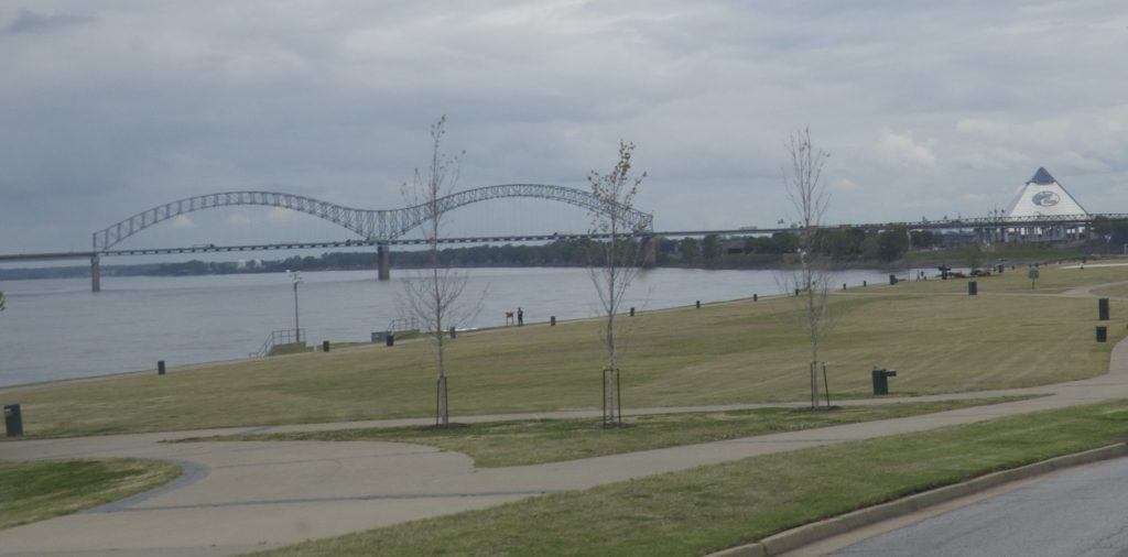 The Mighty Mississippi, Memphis