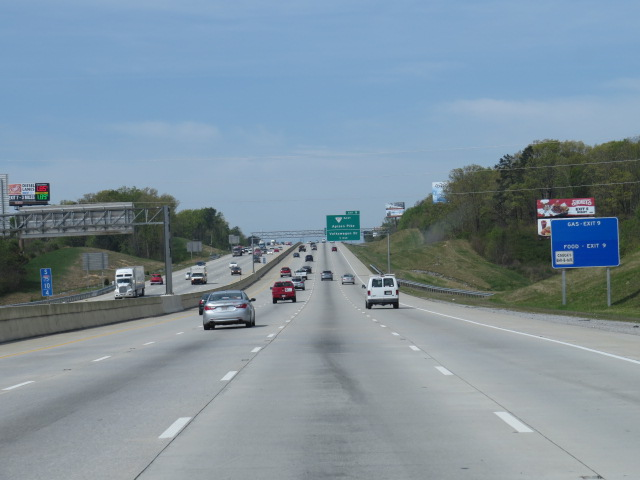 The uninspiring Interstates