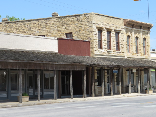 The great little town of Albany, Texas