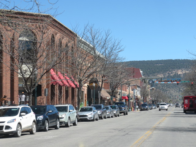 Lovely Durango, Colorado