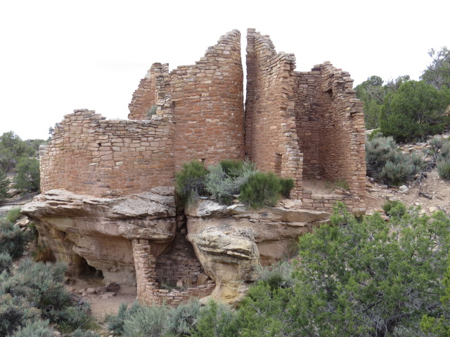 More Ancestral Puebloan Structures in Hovenweep