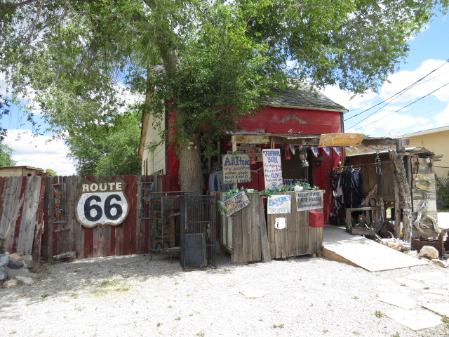 An original Route 66 House