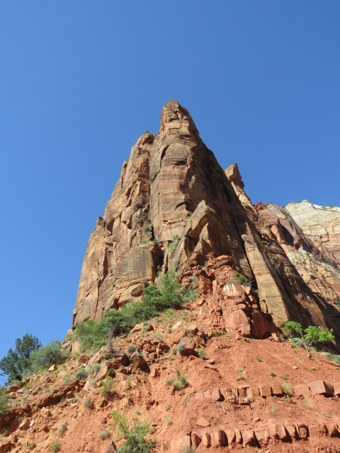 Can you spot the climbers?