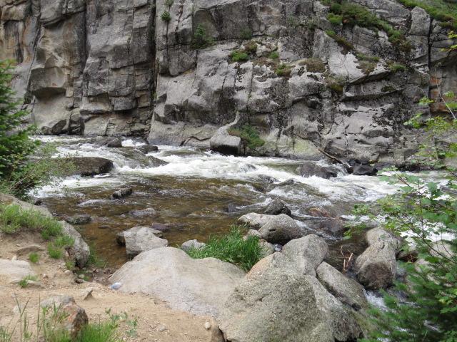 Boulder River Canyon