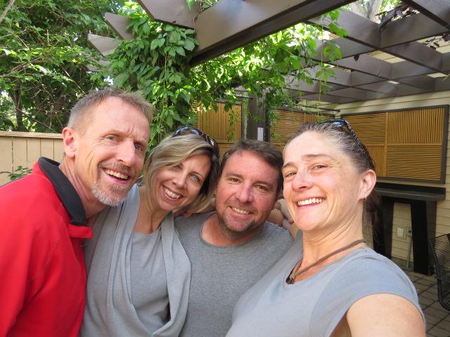 Alison, David and Us!