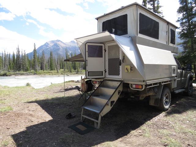 Saskatchewan River Camp