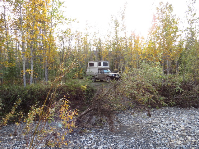 Grizzly Bear Camp