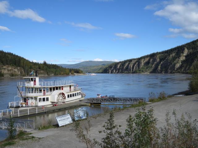 Yukon River Boats