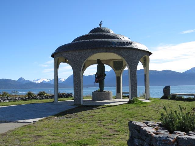 Seafarer's Memorial Homer