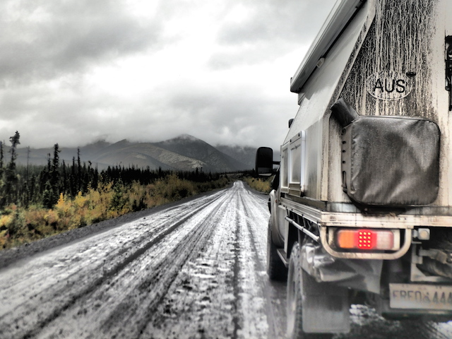 The Dirty Dempster Hwy