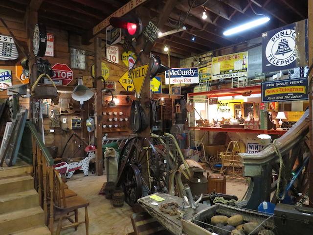 Snohomish Antique Stores