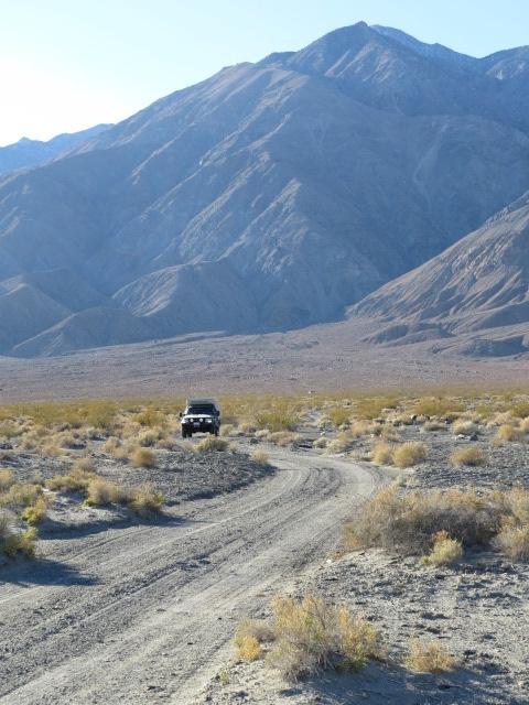 Such an arid landscape