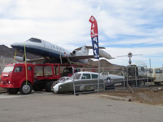 Cool Stuff in Quartzsite! Everything is for sale