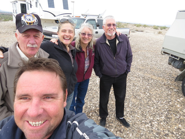 New Years and what do you know - back with Laurie, Ron and Jeff!