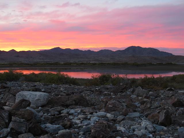 Sunset La Gringa