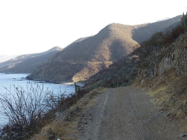 The coastal section