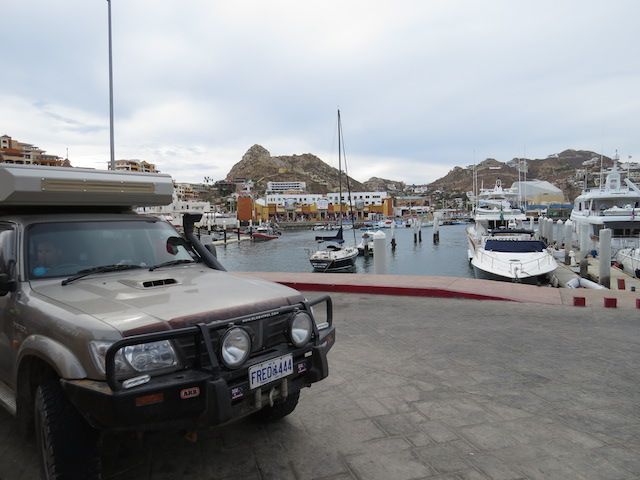 """Lands End"" at Cabo San Lucas"