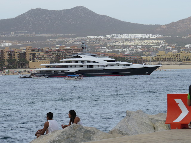 Playground for the wealthy if you can't get to Monaco...