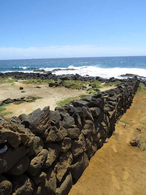 "The southernmost tip of the ""Big Island"" - South Point"